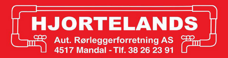 Logo, Hjortelands Autoriserte Rørleggerforretning AS